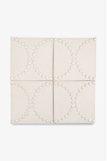 "Architectonics Handmade Boss Decorative Field Tile Reflection Grande 6"" x 6"" STYLE: ARDFR3"