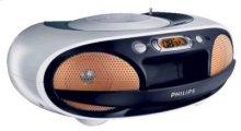 Philips CD Soundmachine AZ3300 with Dynamic Bass Boost