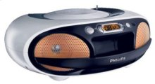 Philips CD Soundmachine AZ3300 with Dynamic Bass Boost