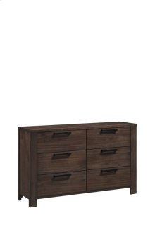 Emerald Home Sierra Dresser Walnut Brown B625-01