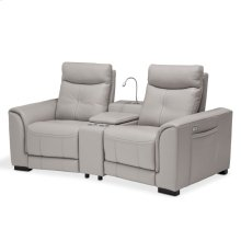 Bentley 3 PC Loveseat Set With Motion
