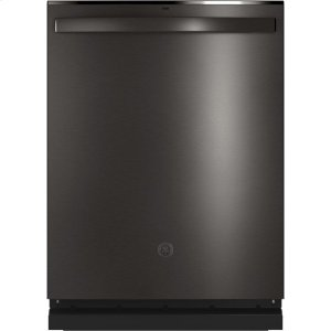 GE®Stainless Steel Interior Dishwasher with Hidden Controls