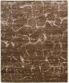 Silk Shadows Sha02 Brn Rectangle Rug 7'9'' X 9'9''
