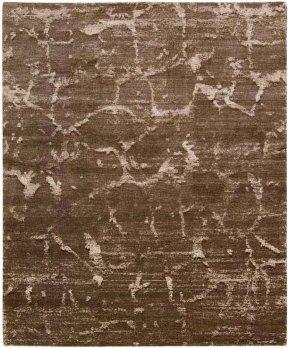 Silk Shadows Sha02 Brn Rectangle Rug 7'9'' X 9'9''