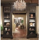 """Doorway with Bookcases - 48"""" Product Image"""