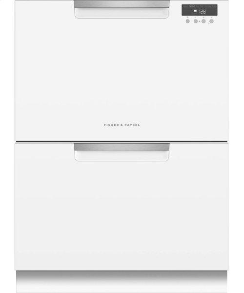 Double DishDrawer Dishwasher, 14 Place Settings