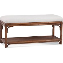 Summer Retreat Bed Bench