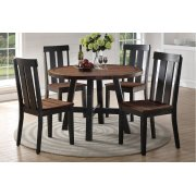 Dining Table and 4 Chairs Product Image