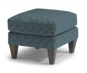 Cute Fabric Ottoman Product Image
