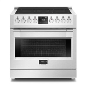 Fulgor Milano36'' Induction Professional Range