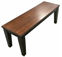 Bench (black/whiskey)