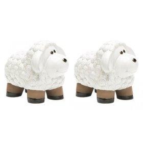 Medium Lamb - Set of 2
