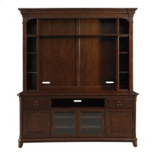 Modern Heritage Credenza with Hutch