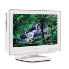 "18.5"" Diagonal LCD HDTV/DVD Combo"