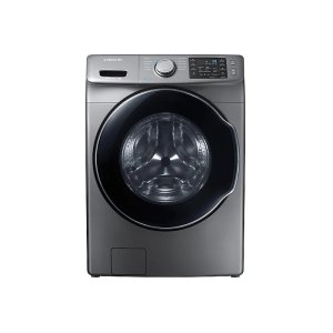 WF5500 4.5 cu. ft. Front Load Washer - PLATINUM