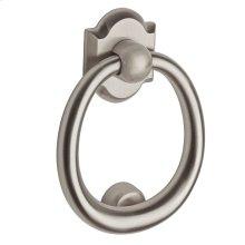 Satin Nickel BR7003 Ring Knocker