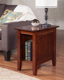 Nantucket Chair Side Table Walnut