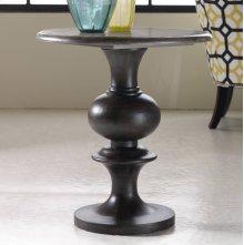 Melange Hadley Pedestal Table