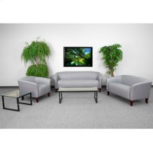 HERCULES Imperial Series Reception Set in Gray