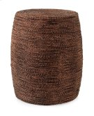 Camotes Seagrass Ottoman Product Image