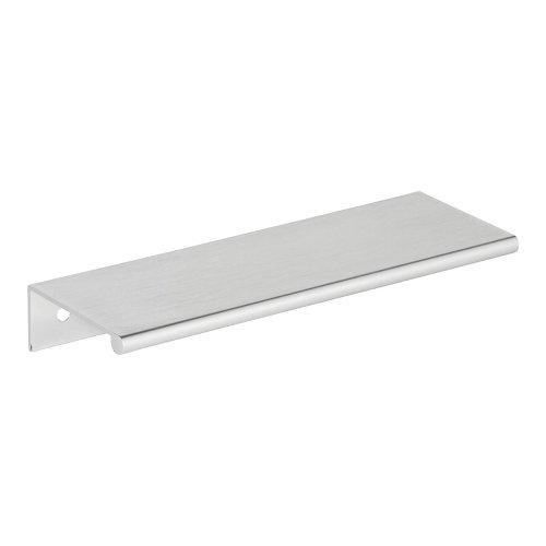 Tab Edge Pull 4 5/16 Inch (c-c) - Brushed Nickel