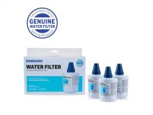 HAF-CU1 3 Pack Refrigerator Water Filter