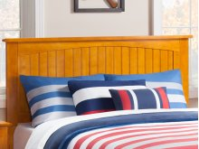 Nantucket Headboard Full Caramel Latte