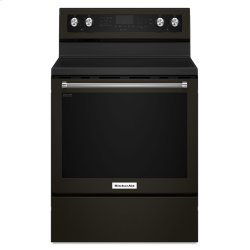 30-Inch 5-Element Electric Convection Range - Stainless Steel with PrintShield™ Finish