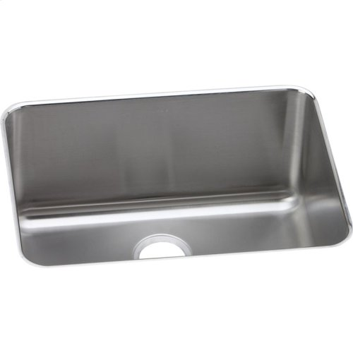 "Elkay Lustertone Classic Stainless Steel 25-1/2"" x 19-1/4"" x 12"", Single Bowl Undermount Sink"