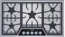 36-Inch Masterpiece® Gas Cooktop SGSL365KS Product Image