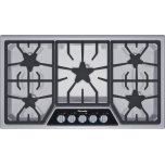 Thermador36-Inch Masterpiece(R) Gas Cooktop SGSX365FS