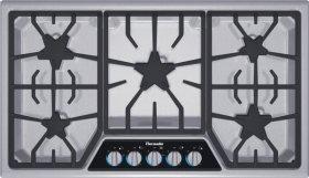 36 inch Masterpiece® Series Gas Cooktop SGSX365FS
