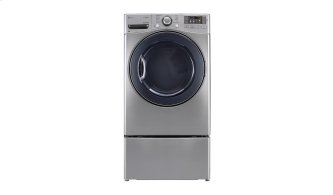 7.4 CU.FT. Ultra Large Capacity Gas Steamdryer With Nfc Tag On