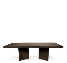 Precision Dining Table Base 110 lbs Umber finish