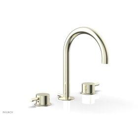 BASIC II Widespread Faucet 230-04 - Burnished Nickel