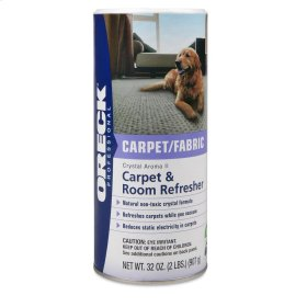Oreck® Crystal Aroma II Carpet and Room Freshener