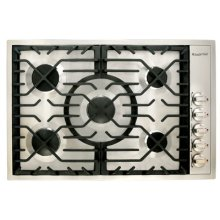 "30"" Gas Dropin Cooktop, featuring Culinary™ Burners"
