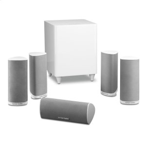 Harman KardonHKTS 16 Elegant 5.1 Home Theater Speaker System