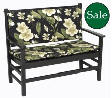 Cushion Sets - 4' Bench / Double Rocker / Swing: 850 / 1900