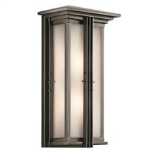 Portman Square Collection Portman Square 2 Light Outdoor Wall Light - OZ