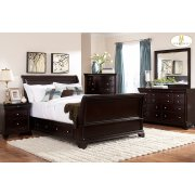 RECTANGULAR MIRROR (MATCH SLEIGH BED) Product Image