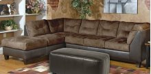 2 Pc. Chaise Sectional - San Marino Chocolate