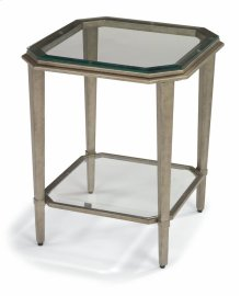 Prism Chairside Table