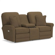 Addison PowerRecline La-Z-Time® Full Reclining Loveseat w/ Console
