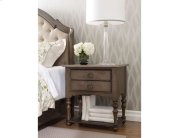 Tyler Two Drawer Open Nightstand Product Image