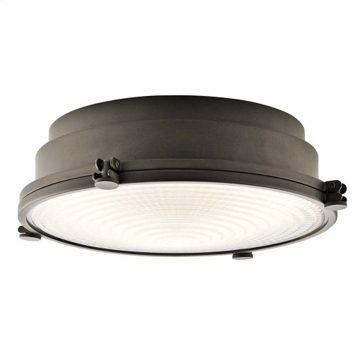 Hatteras Bay Collection Hatteras Bay Flush Mount LED 13in Flush Mount LED