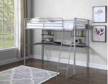 Twin Loft Bunk Bed