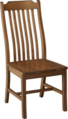 Mission Chair Pecan