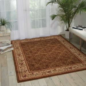 Ashton House As08 Oli Round Rug 7'5'' X 7'5''