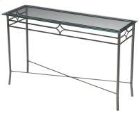 Charleston Rectangular Console Table Product Image